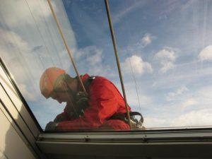 remplacement de vitre en hauteur